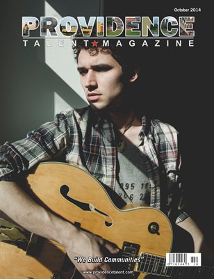 Providence Talent Magazine | October 2014 Edition