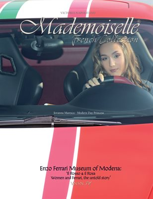 Mademoiselle French Collection FALL 2018 Jovanna