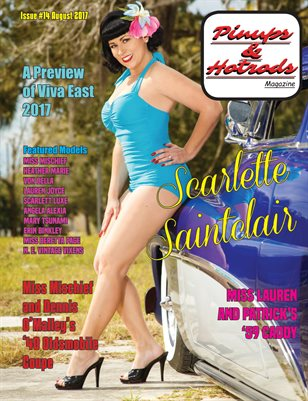 Pinups & Hotrods Issue #14