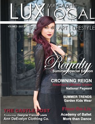 LUX Local Magazine Vol. 2