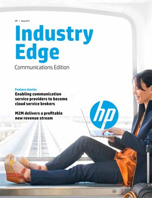 HP Industry Edge: Communications edition