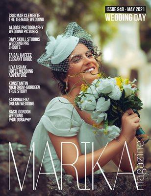 MARIKA MAGAZINE WEDDING DAY (ISSUE 948 - MAY)