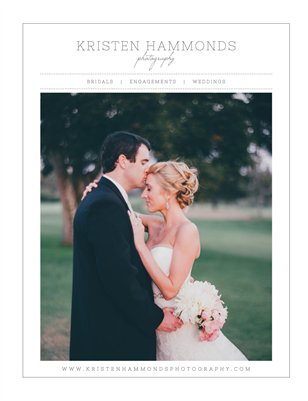 KRISTEN HAMMONDS PHOTOGRAPHY MAGAZINE