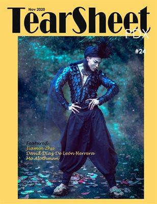 TearSheet PDX - November 2020 - Issue 24