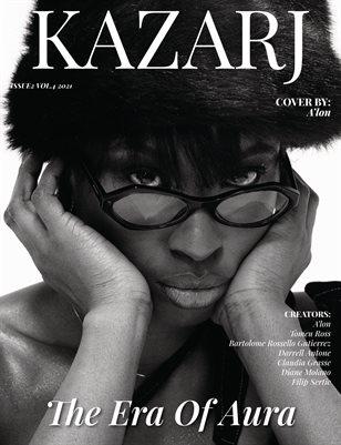 KAZARJ MAGAZINE ISSUE 2 VOL.4 2021