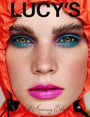 LUCY'S Magazine VOl. 50 / 6 year anniversary edition