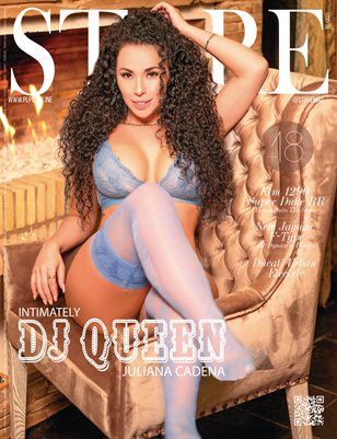 STARE Mag - DJ QUEEN, JULIANA CADENA - July/2021 - PLPG GLOBAL MEDIA