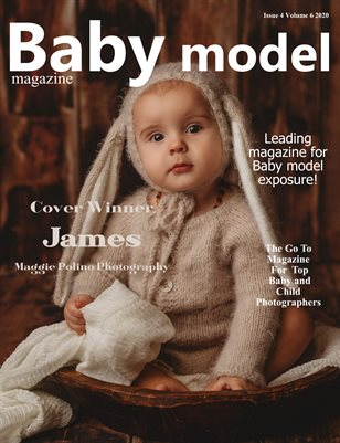 Baby Model magazine Issue 4 Volume 6 2020