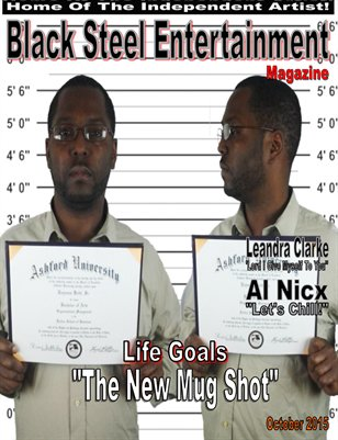 Black Steel Entertainment Magazine (October 2015)