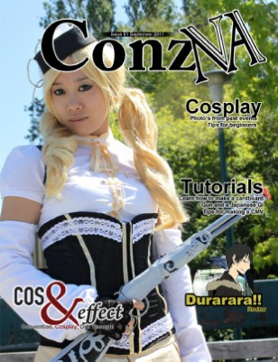 Conz NA Issue #01
