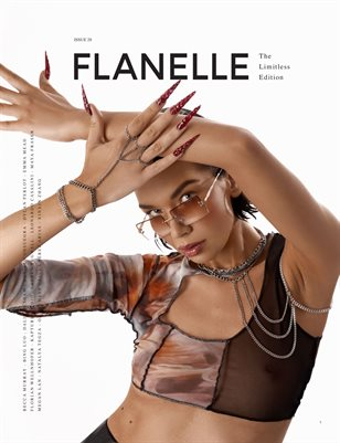 Flanelle Magazine Issue #28 - The Limitless Edition V5