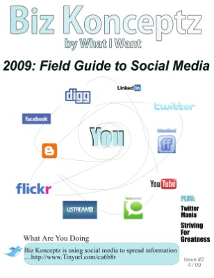 2009: Field Guide to Social Media