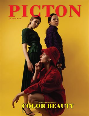 Picton Magazine APRIL 2020 N480 Cover 4