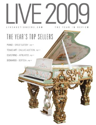 Live Auctioneers.com - 2009 in Review