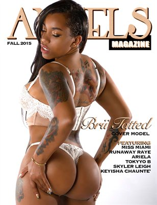 Fall 2015- Brii Tatted Cover