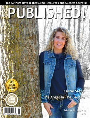 PUBLISHED! Magazine featuring Carrie Stepp