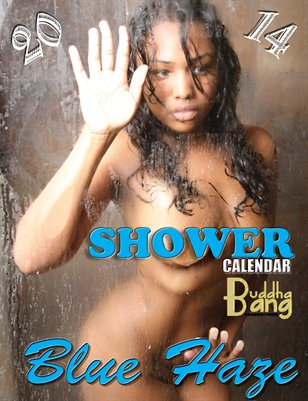 "BBP 2014 Shower Calendar ""Blue Haze"""