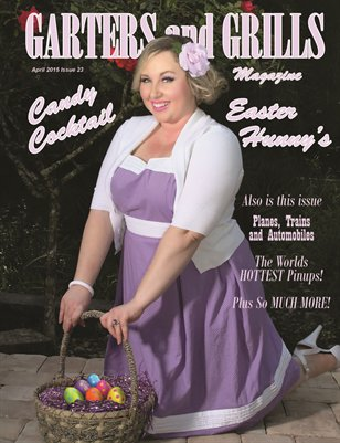 April 2015 Candy Cocktail Cover