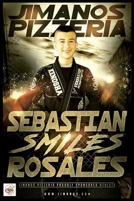 Sebastian Rosales Sponsor Poster #1