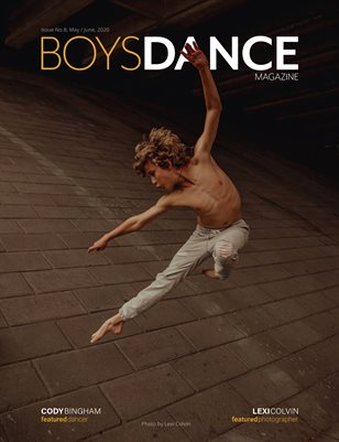 BoysDance Magazine #8