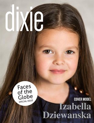 Dixie Magazine - Faces of the Globe Summer 2017 (Cover 1)