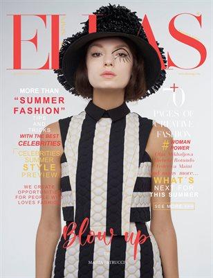 ELLAS Magazine   The August Fashion & Beauty Edition   Vol.2   2021