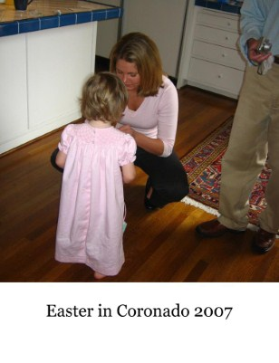 Easter in Coronado 2007
