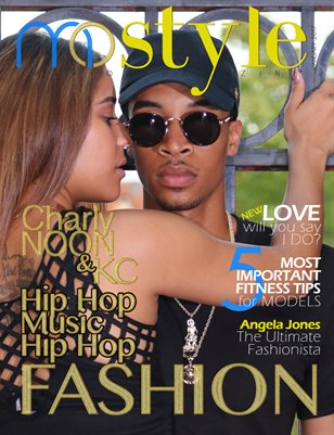 MoStyle Magazine January Issue 2017