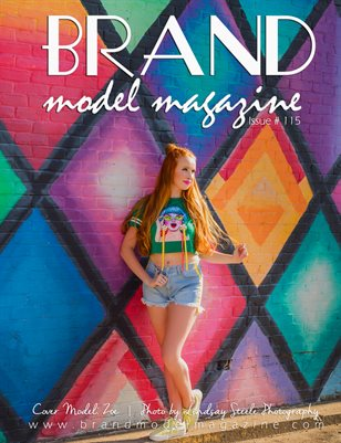 Brand Model Magazine  Issue # 115