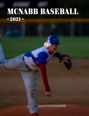 McNabb Baseball 2021 Season in Review