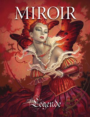 MIROIR MAGAZINE • Légende • Daniel Merriam