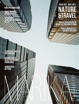 MARIKA MAGAZINE NATURE & TRAVEL (ISSUE 953 - MAY)