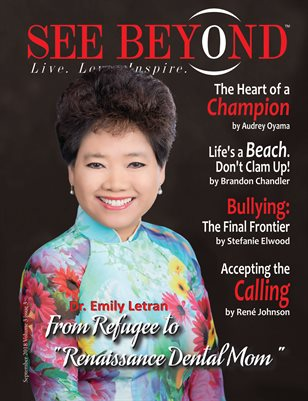 See Beyond Magazine September 2018 Edition