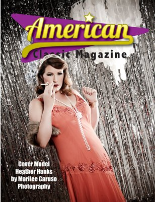 American Classic Magazine January Isssue