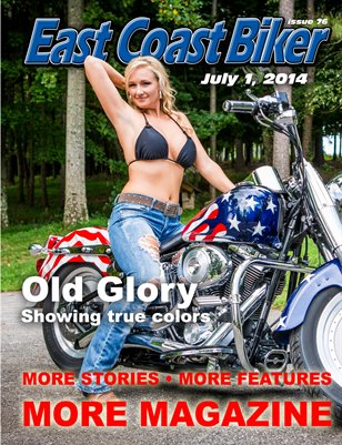 East Coast Biker - July 1, 2014 (issue076)