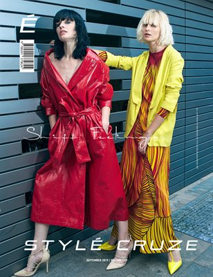 SEPTEMBER 2019 Issue (Vol: 29) | STYLÉCRUZE Magazine