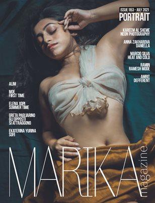 MARIKA MAGAZINE PORTRAIT (ISSUE 1153 - JULY)