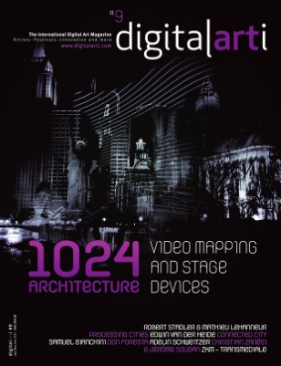 The international Digital Art quarterly magazine - Issue 9