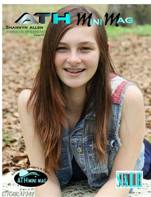 Issue#56 American Sweetheart, Shannyn Allen.
