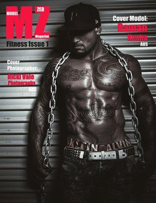 Model Zed Magazine Fitness Issue 1 2017