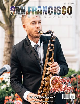 San Francisco Talent Magazine December 2017 Edition
