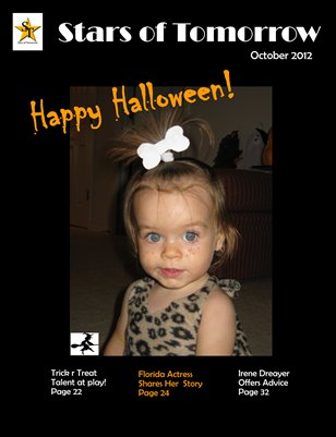 Stars of Tomorrow Magazine - October 2012