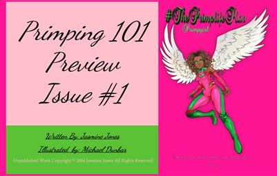 Primping 101 Comic Preview: Issue #1