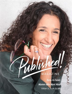 PUBLISHED! #15 Excerpt featuring Rana Al-Falaki!