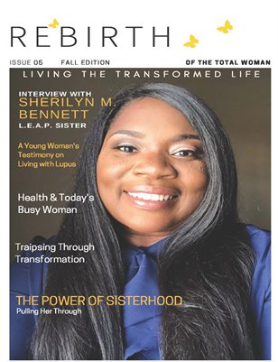 Rebirth of the Total Woman Fall Edition