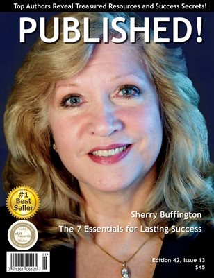 PUBLISHED! Magazine featuring Sherry Buffington