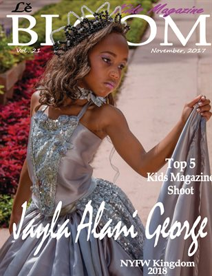 Le Bloom Kids Magazine