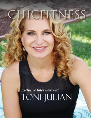 Toni Julian Chic Fitness Magazine