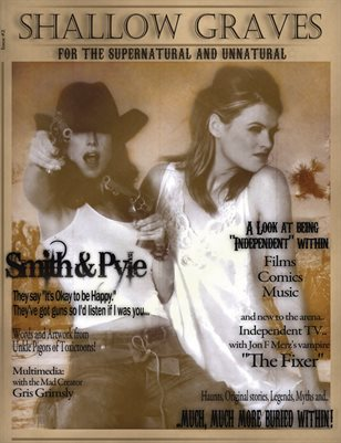 Issue #2 - Smith & Pyle