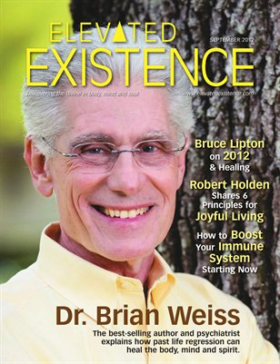September 2012 Issue With Dr. Brian Weiss